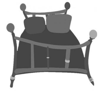 """Детское постельное белье бязь """"Граффити"""""""