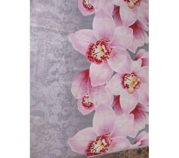 """Постельное белье сатин """"Аромат орхидей"""""""