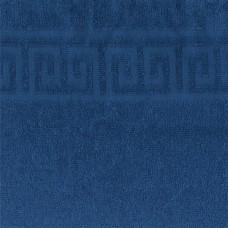 """Полотенце махровое """"синий"""" 70х140 см"""