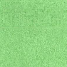 "Полотенце махровое ""салат"" 70х140 см"