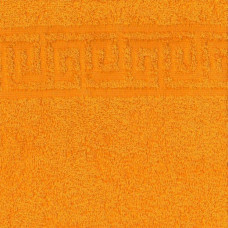 "Полотенце махровое ""желтый"" 50х90 см"