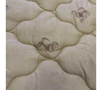 """Одеяло """"из овечьей шерсти"""" 1.5 спальное легкое"""