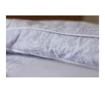 """Одеяло """"бамбук"""" с бортом (евро-мини)"""