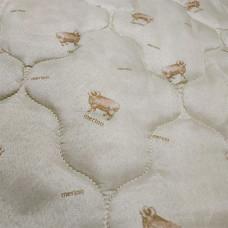 Одеяло овечье евро-мини (утолщенное)