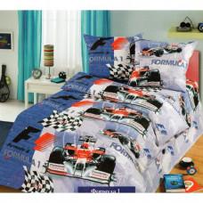"""Ткань бязь """"Формула-1"""" для постельного белья 150 см (оптом от 1 рулона)"""