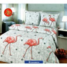 """Ткань бязь """"Фламинго"""" для постельного белья 220 см (в розницу от 1 метра на отрез)"""