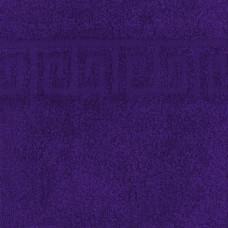 """Полотенце махровое """"фиолетовый"""" 70х140 см"""