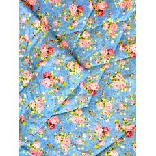 Одеяло Хлопок 100%  (синтепон) 100 гр. Бязь 125 гр.